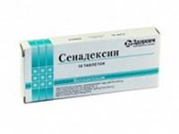 Сенадексин для похудения