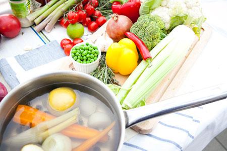 Жиросжигащий овощной суп