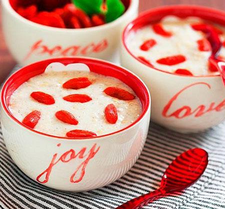 Смузи с ягодами годжи