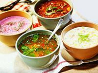 Низкокалорийные супы для похудения