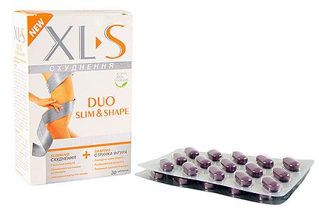 XLS «Блокатор жиров» с уникальной формулой