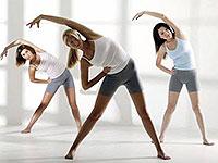 гимнастические упражнения для похудения