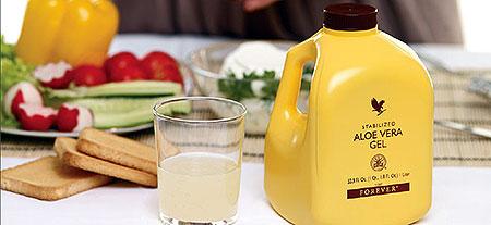 питьевой гель «Алоэ Вера»