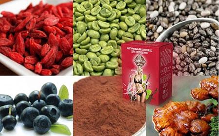 комплекс для похудения florina чай отзывы