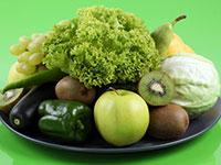 Овощной разгрузочный день меню
